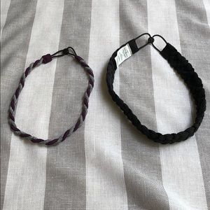 Lululemon headband set